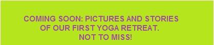 Yoga Retreat click